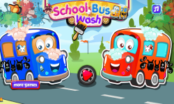 Baby School Bus Wash screenshot 2/6