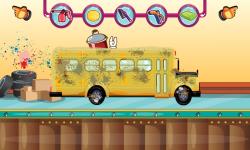 Baby School Bus Wash screenshot 3/6
