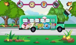 Baby School Bus Wash screenshot 6/6