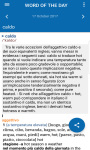 Oxford-Paravia Italian Dictionary screenshot 5/6