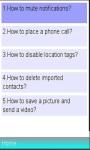 Information On Facebook Messenger  screenshot 1/1