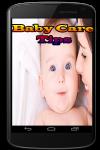 Tips Baby Care  screenshot 1/3