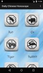 Daily Chinese Horoscope screenshot 1/6