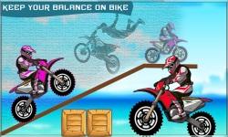Speedy Traffic Moto Race Drift screenshot 2/5