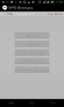 Easy Backup and Restorer screenshot 2/3