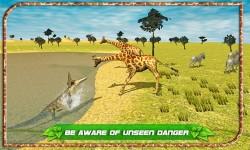 Ultimate Giraffe Simulator screenshot 1/3