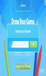 Draw Your Game screenshot 1/6