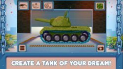 Tank Master - War Machine Maker screenshot 1/3