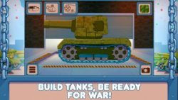 Tank Master - War Machine Maker screenshot 3/3