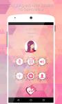 Pink Caller Screen Dialer screenshot 2/6