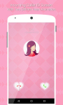 Pink Caller Screen Dialer screenshot 3/6