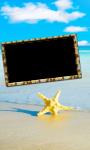Beach  photo frame screenshot 3/4