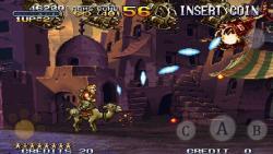 METAL SLUG X modern screenshot 1/5