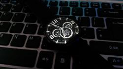 Iron Watch Face swift screenshot 5/6