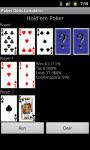 Poker Odds Calculator lyleapps screenshot 1/2