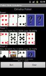 Poker Odds Calculator lyleapps screenshot 2/2