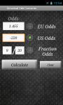 Bet And SureBet Calculator Ultimate screenshot 4/6
