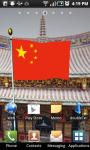 Chinese Flag Live Wallpaper screenshot 2/2