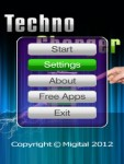 Techno Charger Free screenshot 2/4