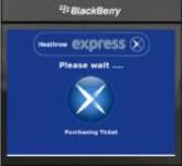 Heathrow Express screenshot 1/1