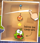 Cut the Rope screenshot 1/1