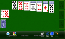 Solitaire Card Games HD - 4 in 1 screenshot 1/6