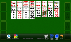 Solitaire Card Games HD - 4 in 1 screenshot 2/6