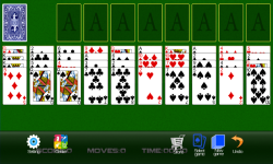 Solitaire Card Games HD - 4 in 1 screenshot 3/6