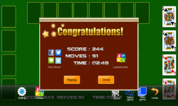 Solitaire Card Games HD - 4 in 1 screenshot 6/6