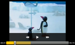 Pingu Cartoon Video Collections screenshot 3/5