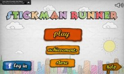 Stickman Runner World Tour screenshot 2/4