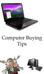 Computer Buying Tips screenshot 1/1
