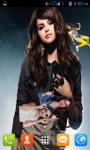 Selena Gomez Live Wallpaper Free screenshot 1/5