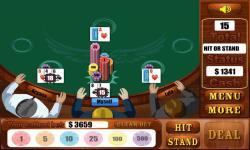 Blackjack II screenshot 2/4