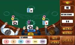 Blackjack II screenshot 3/4
