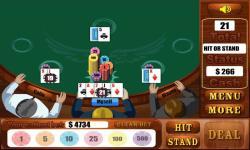 Blackjack II screenshot 4/4