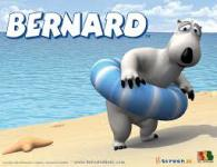 Bernard Bear Exclusive HD Wallpaper screenshot 1/6