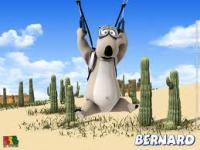Bernard Bear Exclusive HD Wallpaper screenshot 2/6