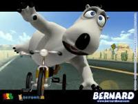 Bernard Bear Exclusive HD Wallpaper screenshot 6/6