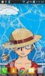Anime Live Wallpaper Cracked Screen screenshot 2/6