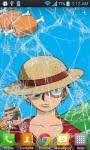 Anime Live Wallpaper Cracked Screen screenshot 4/6