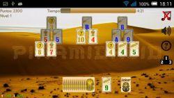 Piramidroid Pyramid Card game screenshot 4/4