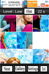 Funny Frozen Puzzle Game screenshot 2/4
