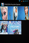 Funny Frozen Puzzle Game screenshot 4/4