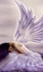 3D Angel Live Wallpapers screenshot 1/6