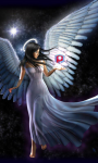 3D Angel Live Wallpapers screenshot 3/6