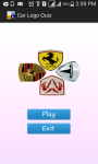 Car Logo Trivia screenshot 1/4