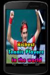 Richest Tennis Players in the world screenshot 1/3