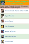 Richest Tennis Players in the world screenshot 2/3