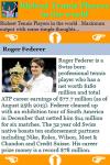 Richest Tennis Players in the world screenshot 3/3